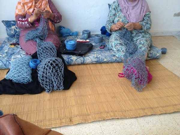 "Micro-entrepreneurship project ""Love Scarves"" (Tunisia)"